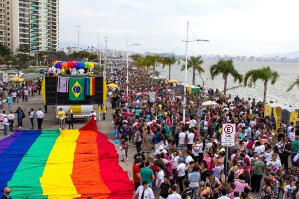 Foto: Facebook Parada da Diversidade Floripa