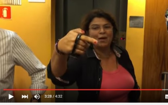 Mulher que hostilizou Suplicy e Haddad será expulsa do PSOL, diz Jean Wyllys