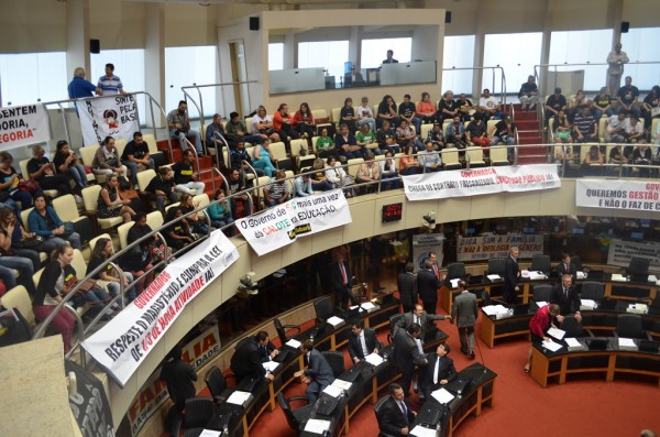 Legislativo catarinense aprova Plano Estadual de Educação