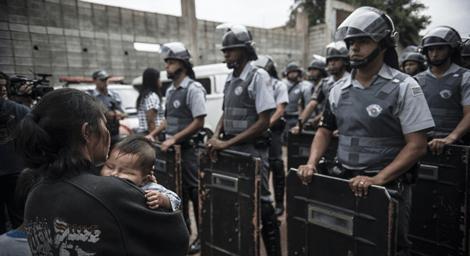 STJ exige não violência em execuções de mandados judiciais