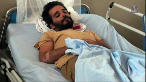 Luaty Beirão regressa a hospital-prisão