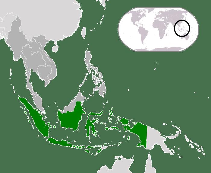 Indonésia registra tremor de 6,9 na escala Richter