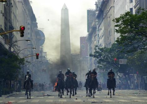Argentina: o grande salto ao passado