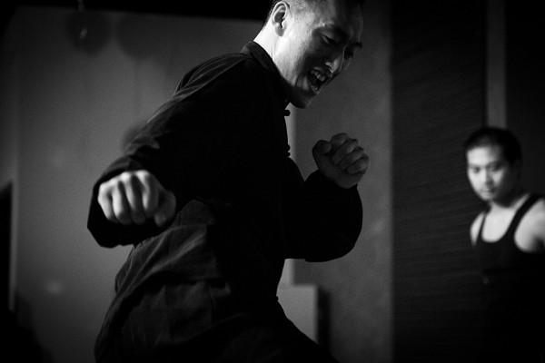Voltou! aulas gratuitas de Kung Fu no Palácio Cruz e Sousa