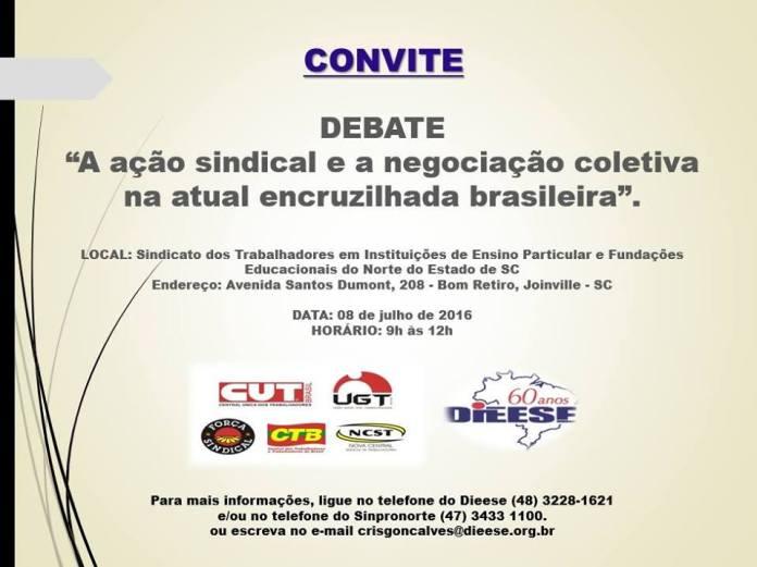 debate Joinville