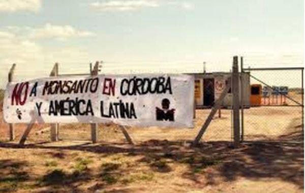 Malvinas Argentinas Monsanto