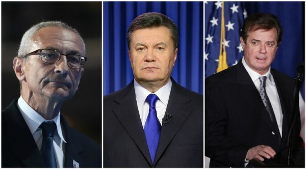 Podesta Yanukovych Manafort
