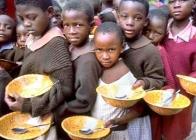 ONU afirma que 56 milhões de pessoas passam fome em 17 países em conflito