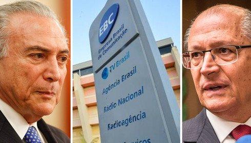EBC não é mais pública