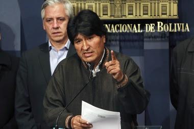 Presidente Evo Morales confirma asesinato de Vice Ministro Illanes