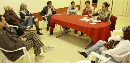 Reunião Tenda Democrática 08 09 foto Marcio Papa Desacato