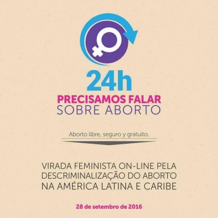 28 de setembro é o Dia de Luta pela Descriminalização do Aborto na América Latina e Caribe