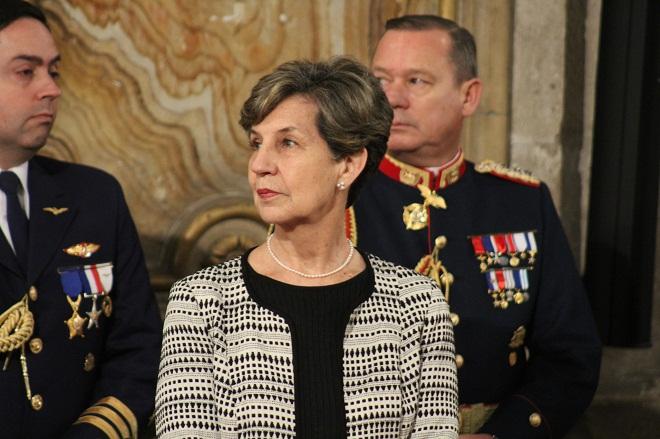 Isabel Allende é presidente do Partido Socialista, de Michelle Bachelet, atual presidente; no domingo, Chile homenageou seu pai, morto pelo golpe de Pinochet