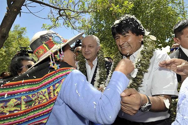 A terra não nos pertence: lição sustentável do Bem Viver de Evo Morales