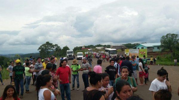 Povos Indígenas mobilizam-se em Chapecó-SC contra os projetos de morte do Governo