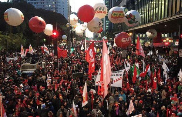 Organizações sindicais indicam paralisação dia 11 e novembro.