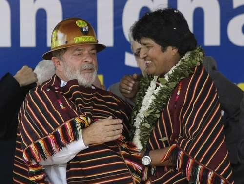 Diferenças entre a esquerda brasileira e o socialismo ecológico de Evo Morales