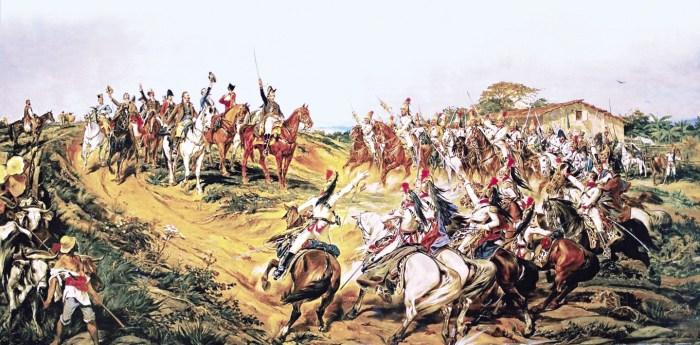 12 de Outubro foi o verdadeiro Dia da Independência do Brasil