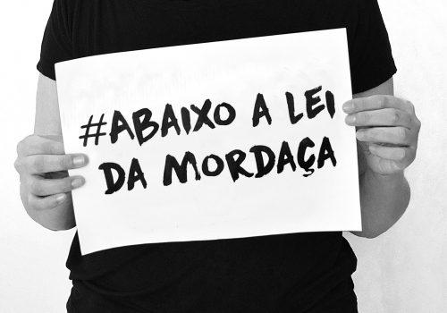 Lei da Mordaça (Escola Sem Partido) será tema de seminário nesta quinta-feira, dia 20