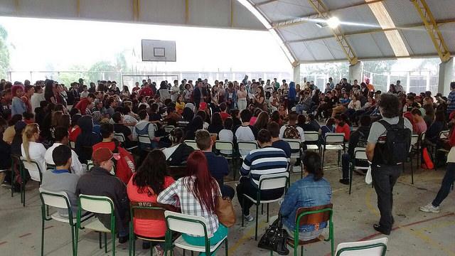 Violência contra estudantes das ocupações será denunciada à Justiça