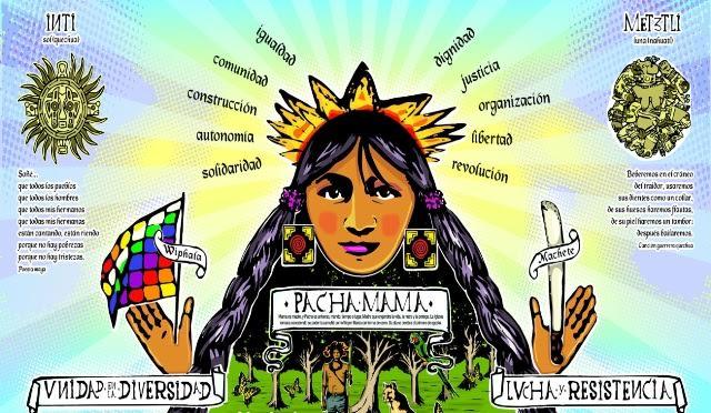 A sustentabilidade desejada do bem viver andino de Evo
