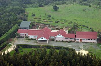 Casa do sítio Los Boldos (Foto cedida pelo CIPER-Chile)