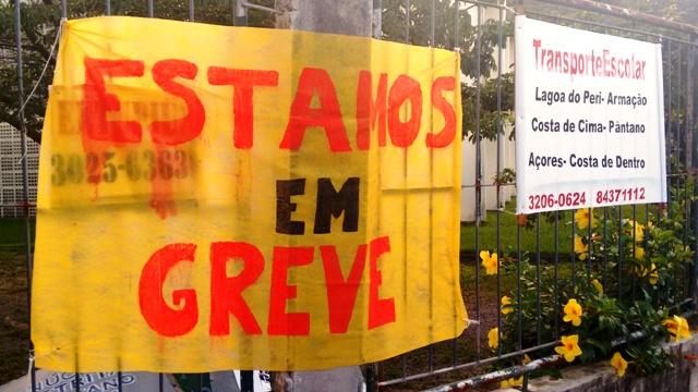 Pequena notícia da história recente: o pacote de maldades de Gean, a luta dos trabalhadores e o cheiro de ralo do Capital