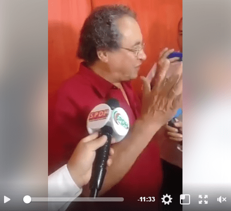 Candidato da esquerda hondurenha denuncia fraude nas Eleições Primárias