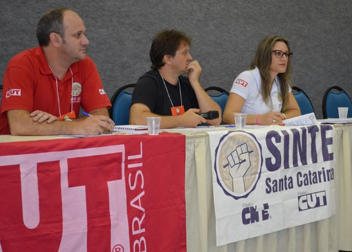 Sinte/SC: Deliberações da assembleia estadual