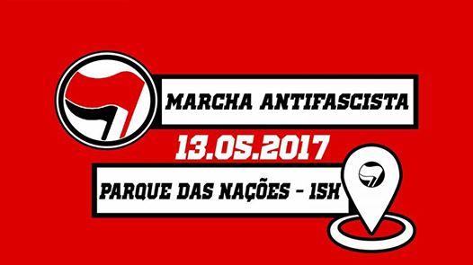 Marcha Antifascista Criciúma – SC