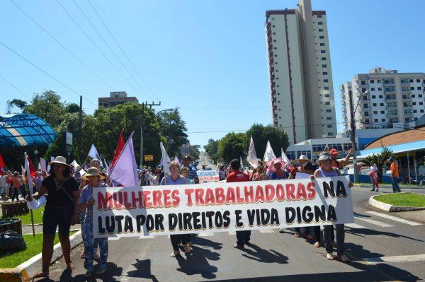 Ato Contra Reforma Da Previdência Será Amanhã Em São Miguel Do Oeste