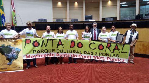 Defesa do Meio Ambiente e dos Biomas Brasileiros, por cidades justas, fraternas e sociosustentáveis em Defesa de Vida Digna paraTodos!