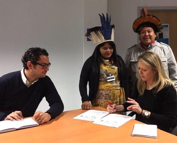 Organizações fazem alerta sobre as crescentes ameaças aos direitos indígenas no Brasil