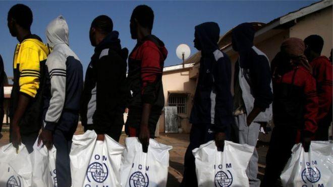 ONU: Imigrantes africanos são vendidos em mercados de escravos na Líbia