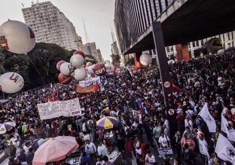 31 de março: Atos mostram que cresce reprovação às reformas de Temer