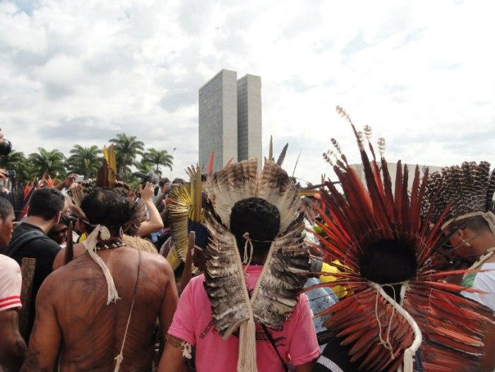 Carta de solidariedade aos povos indígenas, quilombolas e camponeses no Brasil