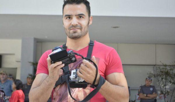 Vídeo: Integrante do MBL é novamente expulso de ato