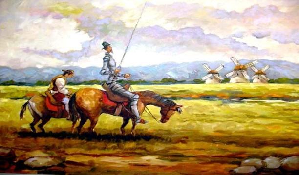 Crônicas de Dom Quixote e Sancho Pança – a acumulação capitalista e o direito à propriedade emMarx
