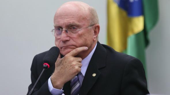 Temer demitiu Osmar Serraglio do Ministério da Justiça
