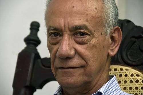 Fernando Martínez Heredia. Foto: Luis Jorge Gallegos