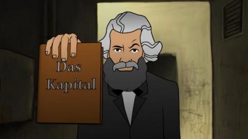 Karl Marx, quem diria, já pode voltar
