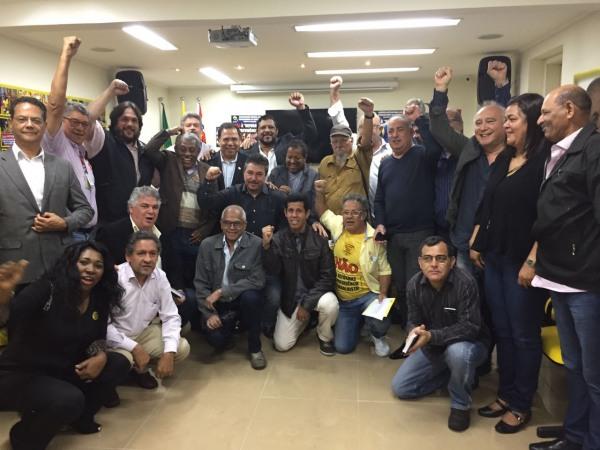 Centrais sindicais indicam greve geral para o dia 30 de junho