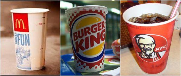 Bactéria fecal é achada no McDonald's, Burger King e KFC
