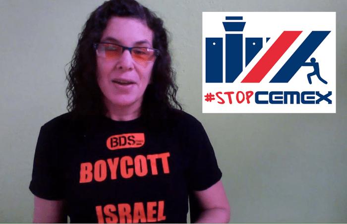 #StopCemex – Respeite os direitos humanos do povo palestino