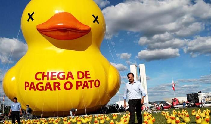 O Brasil ficou mais transparente