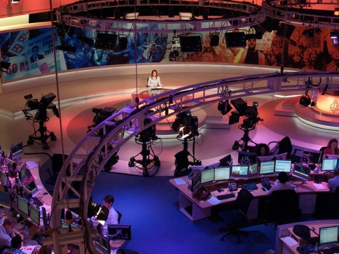 Governo de Israel quer fechar escritórios de Al Jazeera
