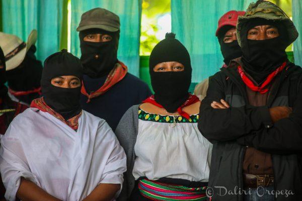 Em Chiapas, a revolução continua