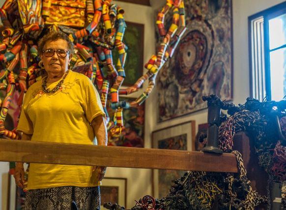 Morre em Florianópolis a artista plástica Eli Heil
