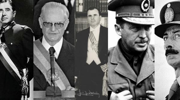 Operação Condor, América Latina: Terrorismo Internacional de Estado