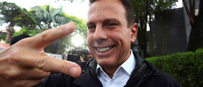 O perigoso narcisismo de João Dória?